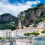 Amalfi da mare