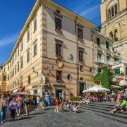 Piazza di Amalfi